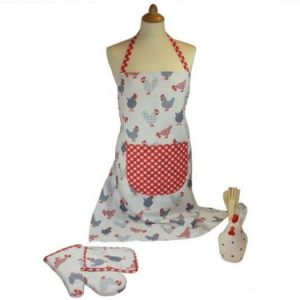 apron gift set