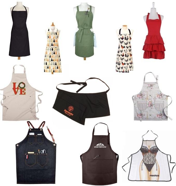 promotional apron china factory