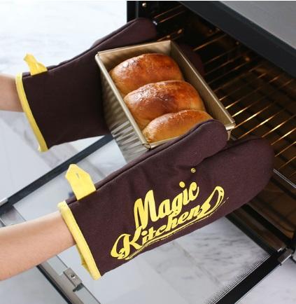 china ce certificate oven mitt glove manufacturer